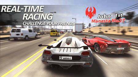 دانلود بازی مسابقات ترافیکی اندروید - Traffic Tour v1.2.8