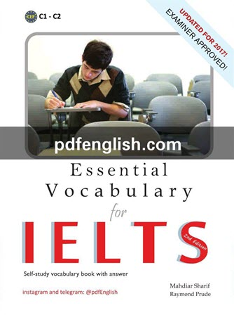 دانلود کتاب Essential Vocabulary for IELTS (مهدی یار شریف)