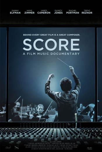 دانلود رایگان فیلم Score A Film Music Documentary 2016