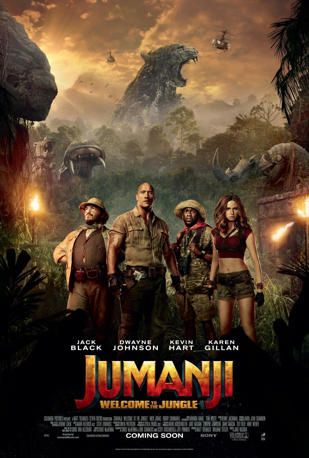 Jumanji%20Welcome%20to%20the%20Jungle%202017.2 1 باکس آفیس