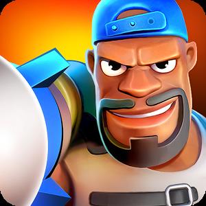 دانلود رایگان بازی Mighty Battles v1.5.2 - بازی جنگ های زورازمایی برای اندروید و آی او اس
