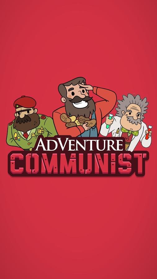 دانلود رایگان ماجراجویی کمونیست AdVenture Communist