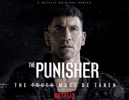 دانلود سریال The Punisher با زیرنویس فارسی