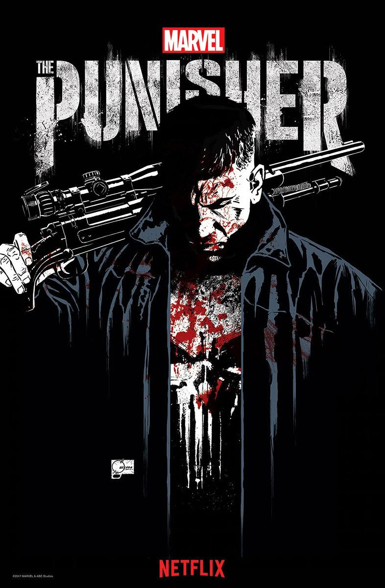 دانلود سریال The Punisher 2017