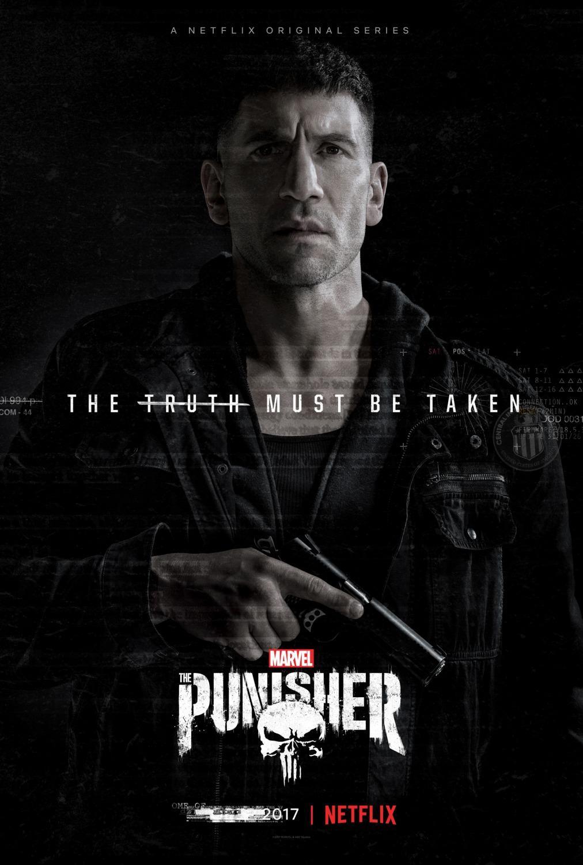 دانلود سریال پانیشر The Punisher S01 2017 – فصل اول