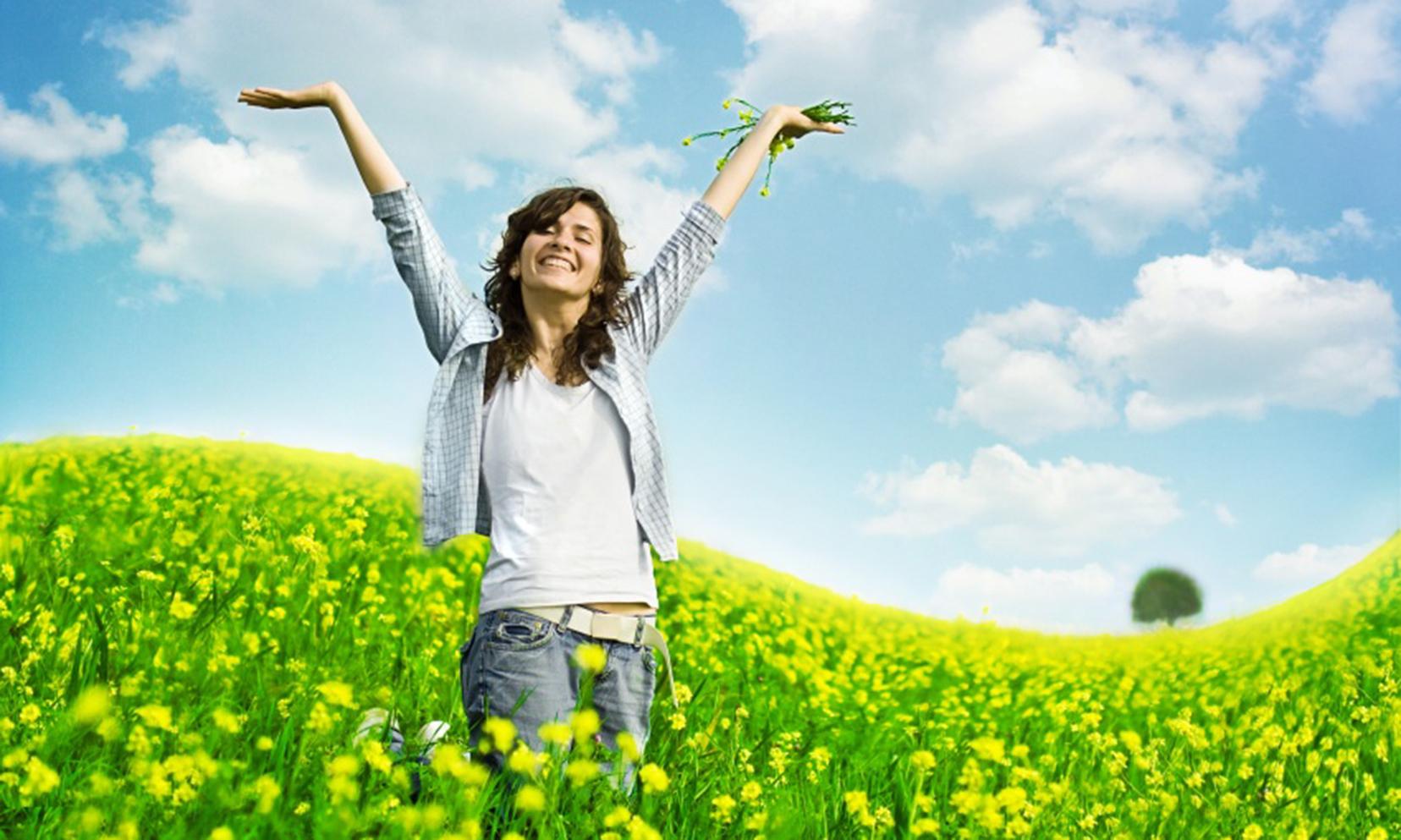 10 راه دستیابی شادی و خوشحالی