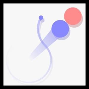 دانلود رایگان بازی Tap! Agar.Orbit v1.1.2 - بازی ضربه آهسته! گردش مداری برای اندروید و آی او اس