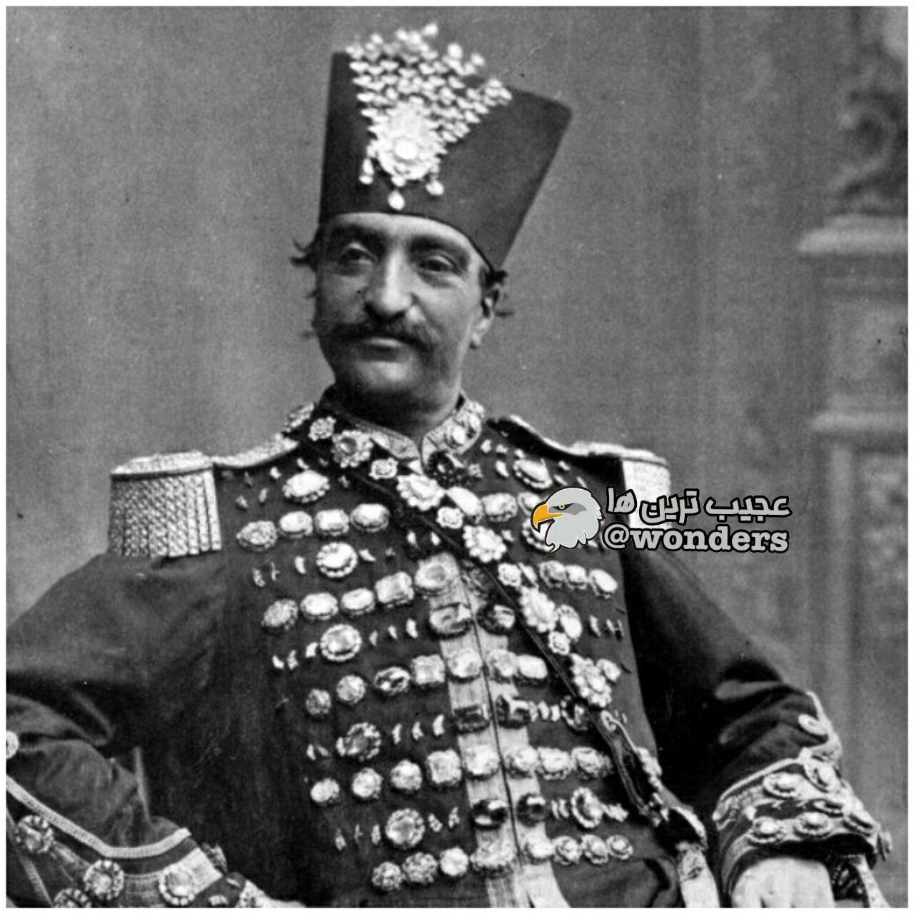 یکی از خاطرات ناصرالدین شاه از سفر به فرانسه