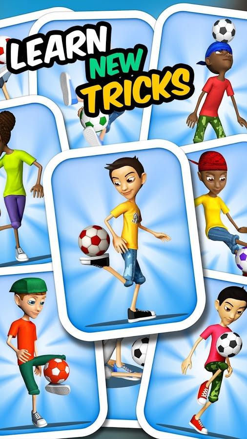 دانلود رایگان بازی کایکرو ورلد Kickerinho World