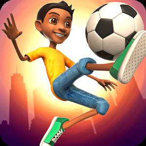 دانلود رایگان بازی Kickerinho World v1.4.0 - بازی فوق العاده جهان کایکرو برای اندروید و آی او اس + مود