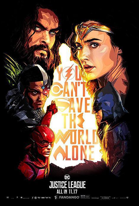 دانلود فیلم لیگ عدالت Justice League 2017 دوبله فارسی