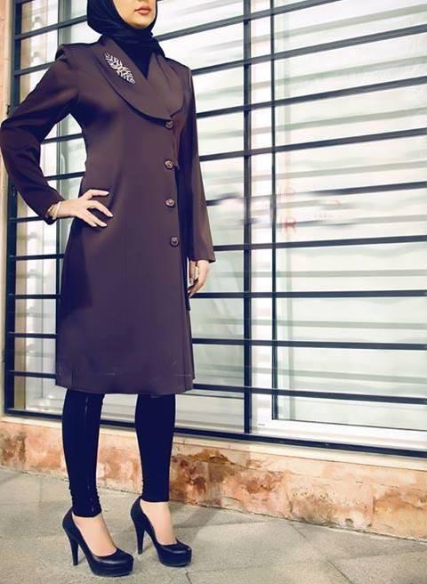 مدل مانتو دانشجویی 2017