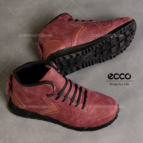 کفش ساق دار Ecco مدل Paramata