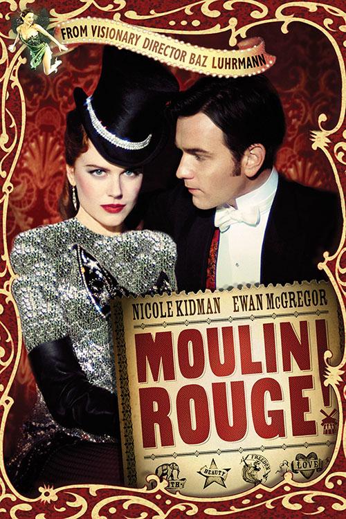 دانلود رایگان فیلم Moulin Rouge! 2001