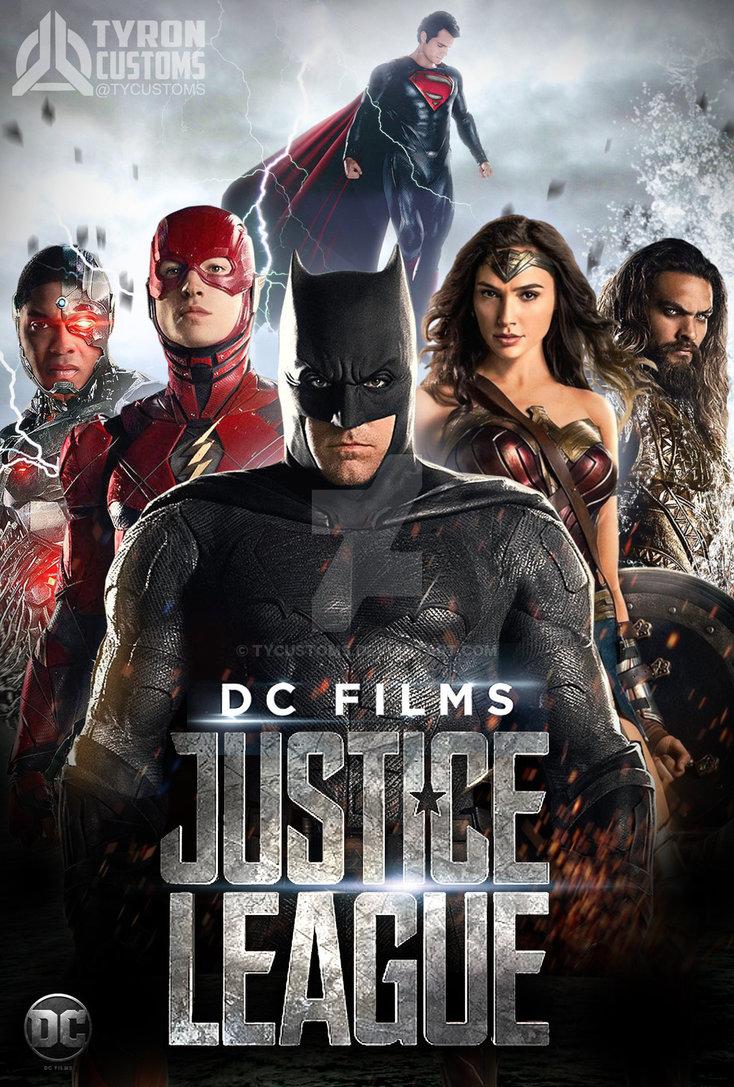 دانلود رایگان فیلم Justice League 2017