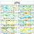 بررسی وضعیت جوی ماه آذر 1396 به طور کلی ! هفته به هفته از دید چند مدل !