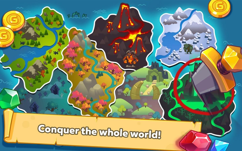دانلود Hustle Castle: Fantasy Kingdom 1.5.9 - بازی پادشاهی رویایی برای اندروید و آی او اس + مود