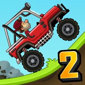 دانلود رایگان نسخه پچ شده بازی Hill Climb Racing 2 v1.10.1 - بازی تپه نوردی با ماشین 2 برای اندروید و آی او اس