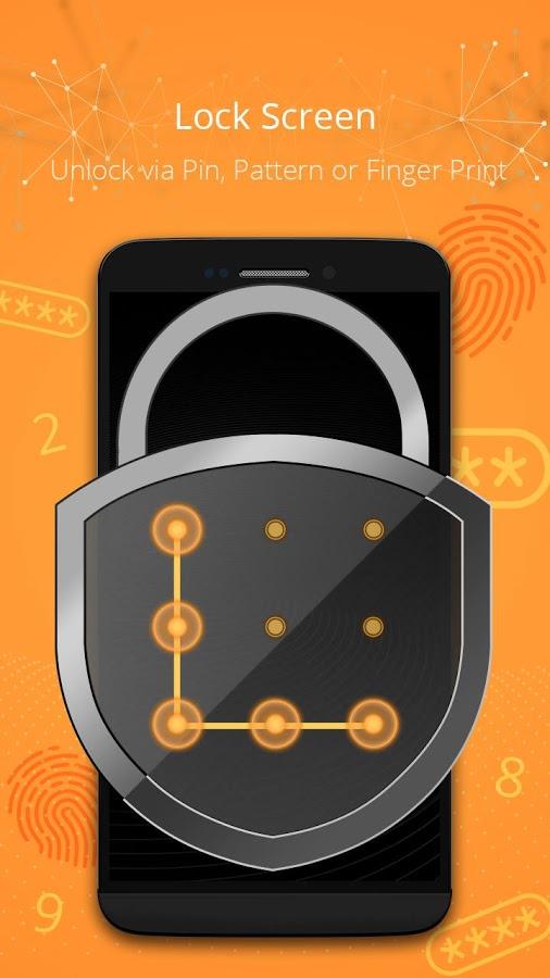 دانلود رایگان برنامه سی ام لاکر CM Locker-AppLock, Lock screen
