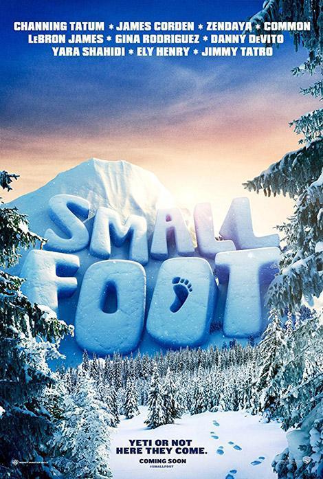دانلود انیمیشن پا کوچک Smallfoot 2018
