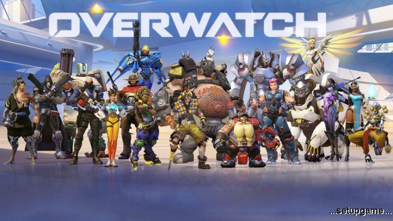 بازی Overwatch بهروز رسان کنسول اکسباکس وان اکس را دریافت خواهد کرد