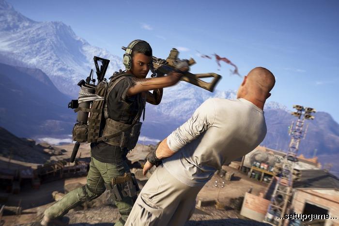 بهروز رسانی جدید بازی Ghost Recon: Wildlands نقشهای بهنام Ghost War را معرفی کرد
