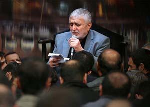 حاج منصور ارضی - مراسم روز شهادت امام رضا علیه السلام