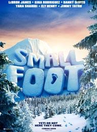 دانلود فیلم Smallfoot 2018 با لینک مستقیم