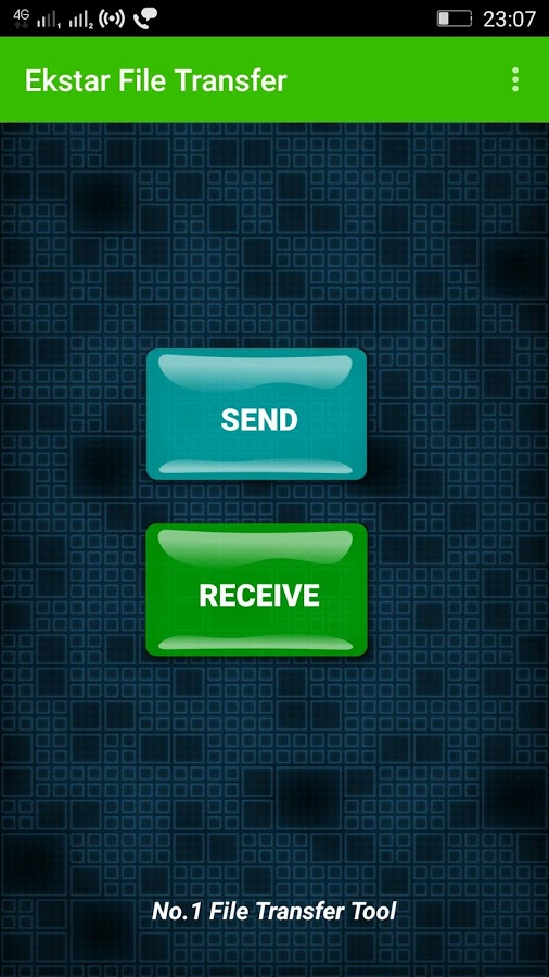 دانلود رایگان برنامه ای کی استار فایل ترنسفر Ekstar File Transfer