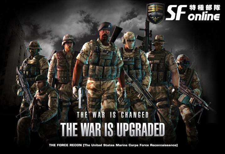 دانلود بک گراند The War is Upgraded برای کانتر 1.6