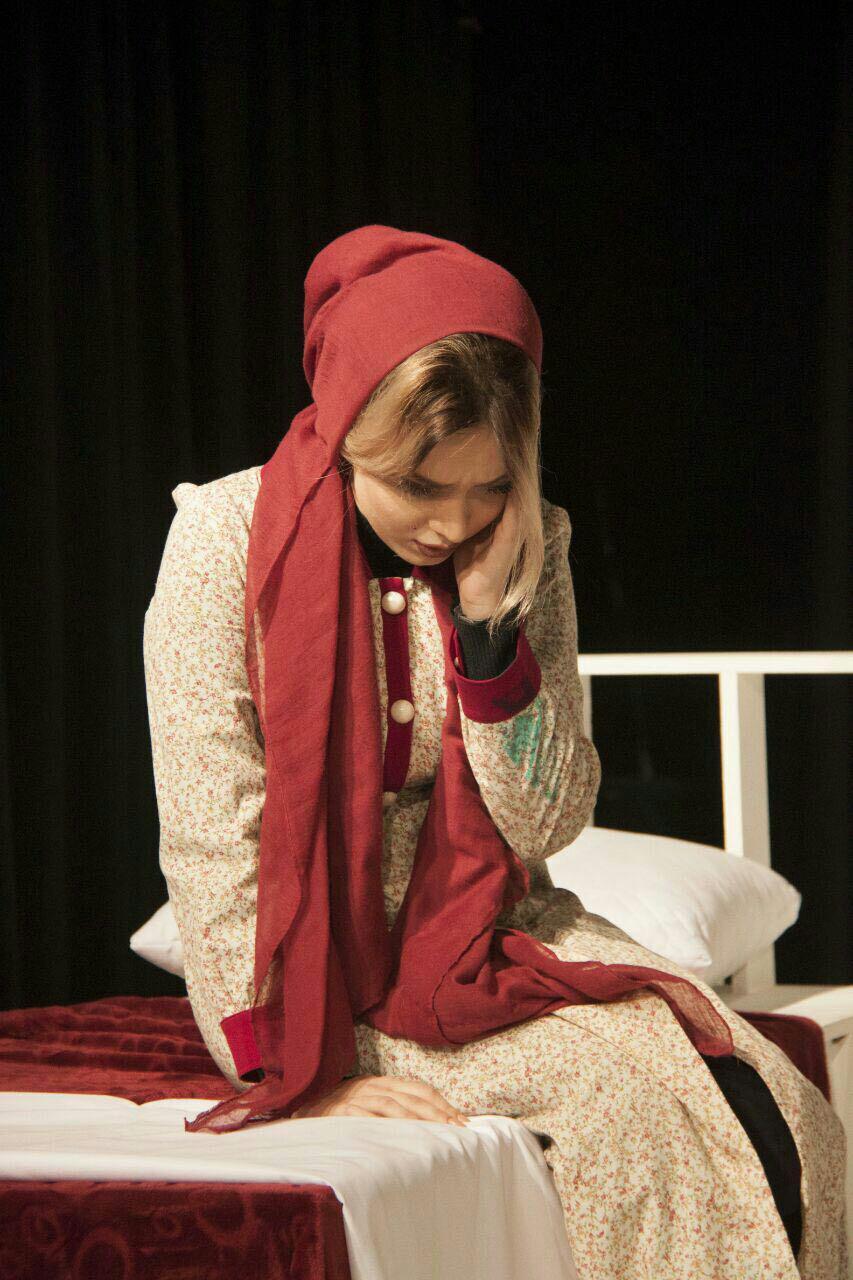 مصاحبه اختصاصی پایگاه خبری تحلیلی اخترنیوز با دلارام پیران بازیگر نقش میترا در زولپیدم
