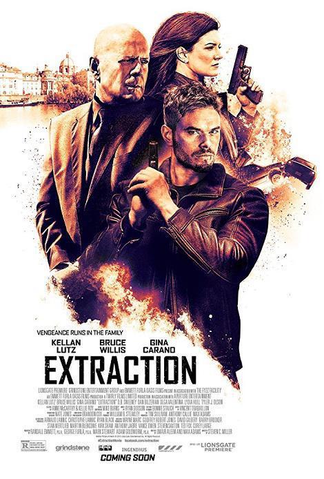 دانلود دوبله فارسی فیلم نجات دهنده Extraction 2015