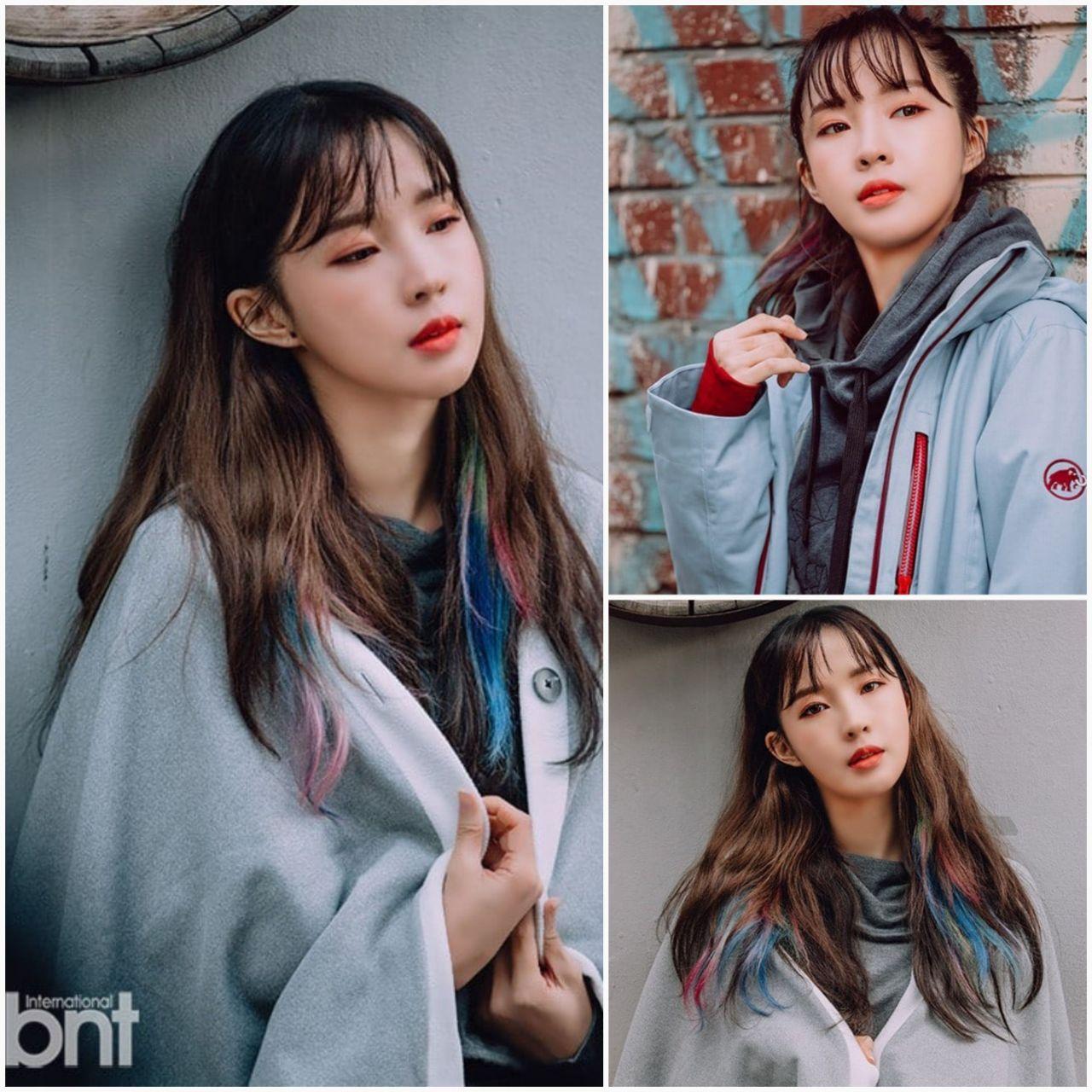 واقع بینانه بودن #JeonJiyoon نسبت به گردهمایی دورباره گروه 4Minute ❄ @ ❄