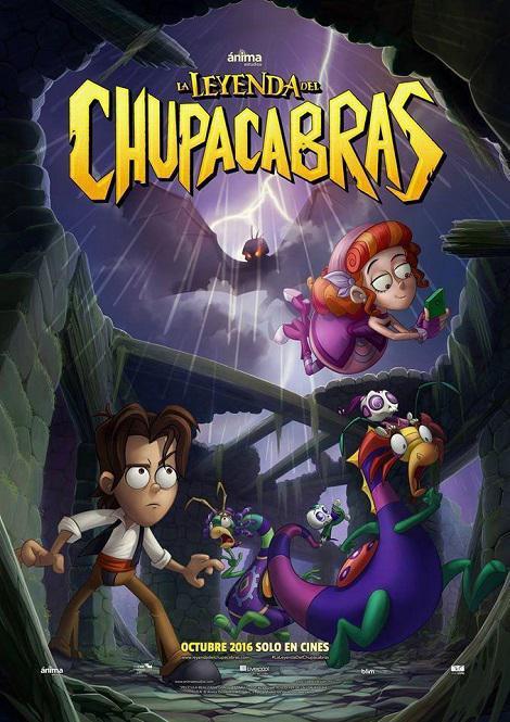 دانلود انیمیشن افسانه چوپاکابرا The Legend of Chupacabras 2016 دوبله فارسی