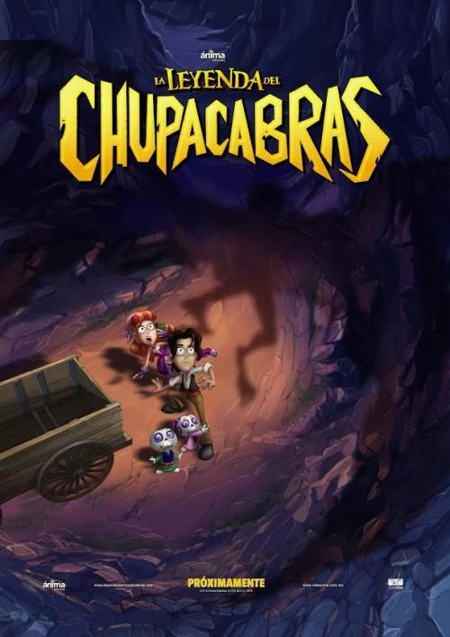 دانلود دوبله فارسی انیمیشن افسانهی چوپاکابرا The Legend of Chupacabras 2016