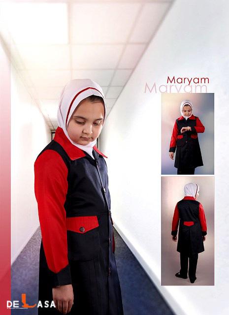 مدل مانتو مدرسه