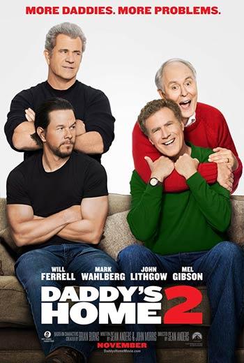 دانلود فیلم Daddys Home 2 2017 با زیرنویس فارسی
