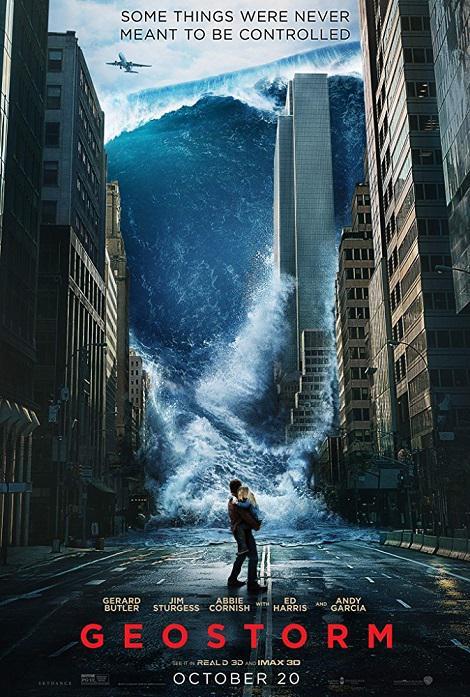 دانلود فیلم طوفان جغرافیایی Geostorm 2017 دوبله فارسی