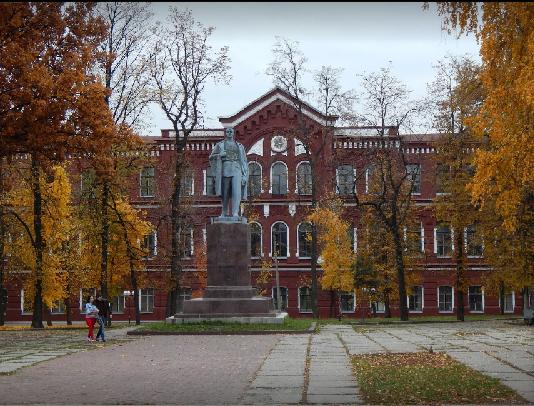 دانشگاه پلی تکنیک خارکف اوکراین