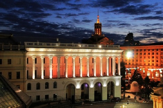 دانشگاه موسیقی چایکوفسکی کیف اوکراین