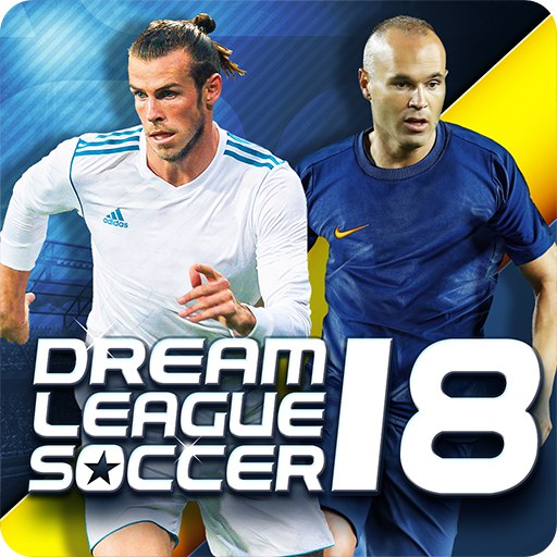 دانلود Dream League Soccer 2018 5.054 - بازی لیگ رویایی فوتبال 2018 اندروید + مود + دیتا