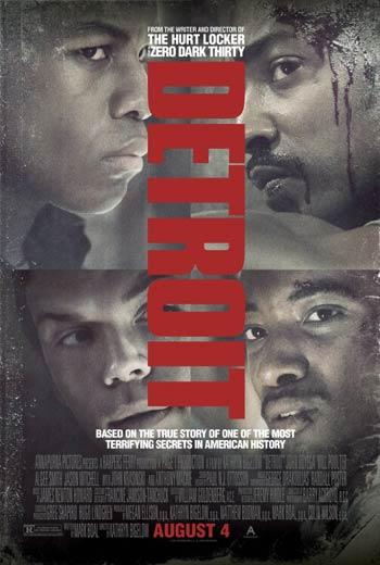 دانلود فیلم Detroit 2017 با زیرنویس فارسی