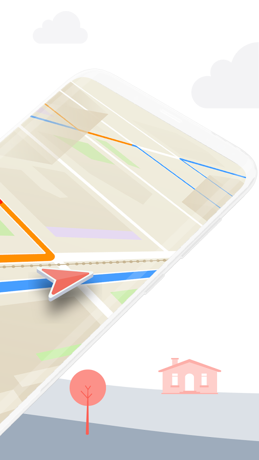 دانلود رایگان برنامه مسیریاب آفلاین کارتا جی پی اس Karta GPS - Offline Navigation