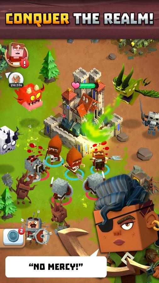 دانلود بازی پادشاهی هک فایر Kingdoms of Heckfire