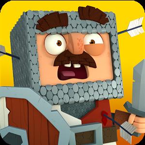 دانلود رایگان بازی Kingdoms of Heckfire v1.25 - بازی استراتژیک امپراطوری هک فایر برای اندروید و آی او اس