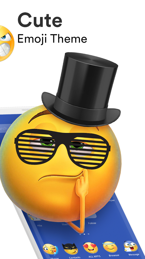 دانلود رایگان برنامه ایموجی فون Emoji Phone