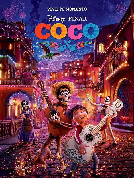 دانلود انیمیشن کوکو Coco 2017 دوبله فارسی
