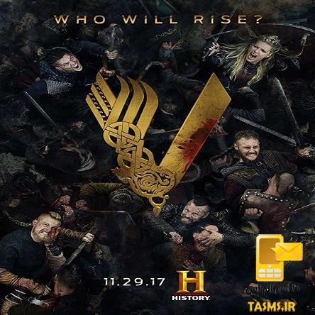 دانلود فصل پنجم سریال Vikings قسمت اول و دوم