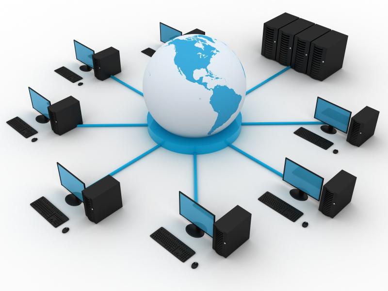 دانلود آموزش شبکه کردن دو یا چند کامپیوتر
