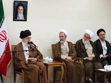دیدار دستاندرکاران کنگره قرآن و علوم انسانی با رهبر انقلاب